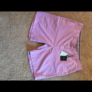 New Peter Millar Tailored Fit Shorts. Size 40.
